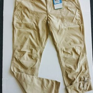 New Columbia sportswear tan pants